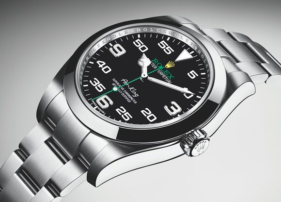 rolex air king copia