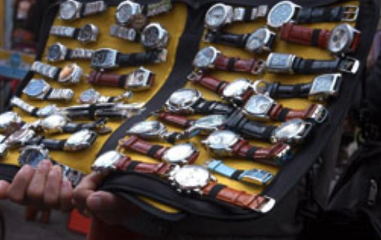 falsi orologi di marca